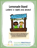 Lemonade Stand: An elementary economics lesson simulation