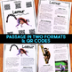 Lemur: Informational Article, QR Code Research & Fact Sort