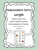 Length: Measurement Sort
