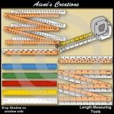 Length Measuring Tools Clip Art