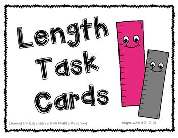 Length Task Cards