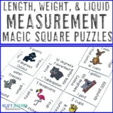 Length, Weight, and Liquid Measurement