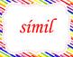 Lenguaje Figurado Posters - Figurative Language Posters in