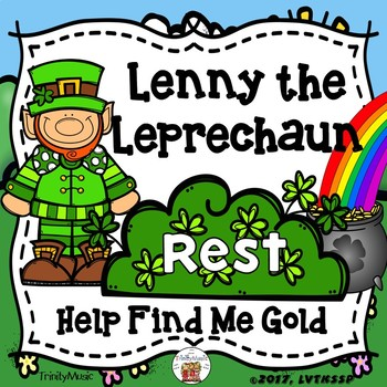 Lenny the Leprechaun (Help Find Me Gold) Interactive Game
