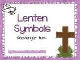 Lent: Lenten Symbols Scavenger Hunt