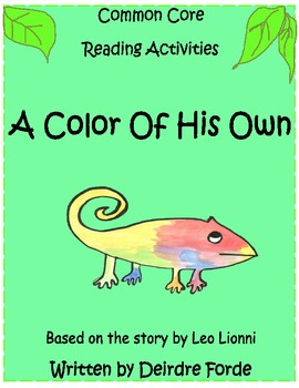 Leo Lionni - A Color of His Own - CC Aligned
