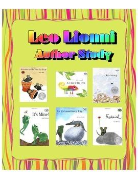 Leo Lionni - Author Study