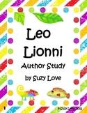 Leo Lionni Author Study