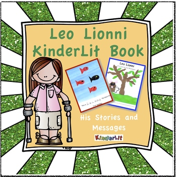 Leo Lionni KinderLit Book - His Stories and Messages
