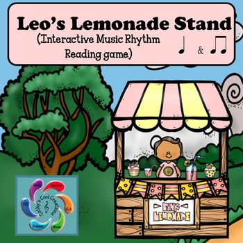 Leo's Lemonade Stand- a rhythm game focusing on quarter an