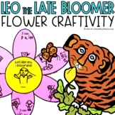 Leo the Late Bloomer Flower Art Activity