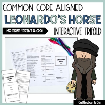 Leonardo's Horse Trifold (Reading Street 2011 Edition)