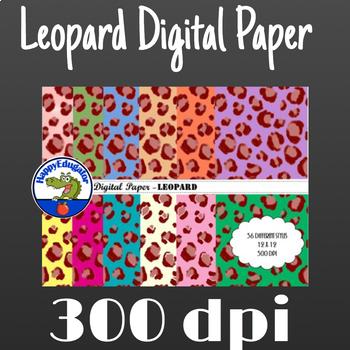 Leopard Digital Paper