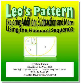 Leo's Pattern: Exploring Addition and Subtraction Using th