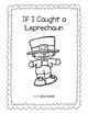 Leprechaun Art and Writing