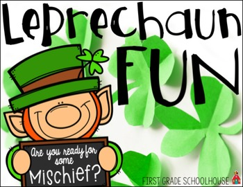 Leprechaun Fun Activities