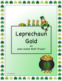 Leprechaun Gold - an open-ended Math project