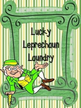 Leprechaun Laundry
