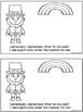 Leprechaun, Leprechaun Counting Booklets  Dollar Deal