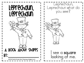 Leprechaun, Leprechaun: Flat Shapes