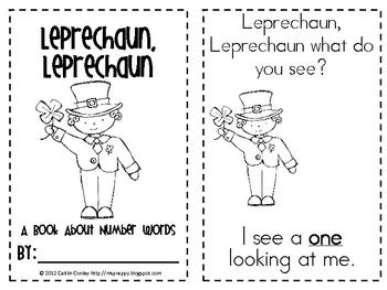 Leprechaun, Leprechaun: Number Words