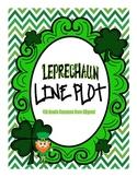 Leprechaun Line Plot