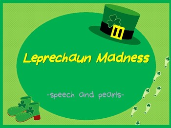 Leprechaun Madness Game