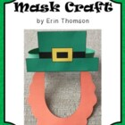 Leprechaun Mask Craft