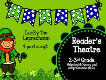 Leprechaun Reader's Theatre