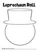 Leprechaun Roll - A St. Patrick's Day Math Activity to Pra
