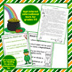 Leprechaun St. Patrick's Day Informational Text with Compr