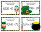 Division Task Cards - St Patrick's Day