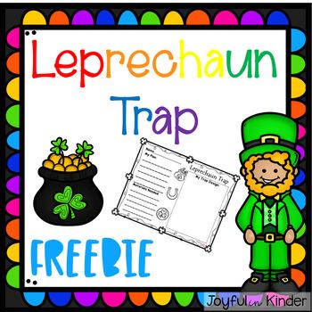 Leprechaun Trap FREEBIE
