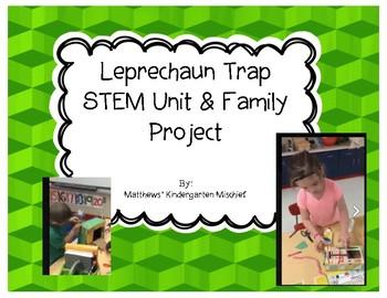 Leprechaun Trap STEM & Family Project