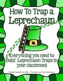Leprechaun Traps Design Activity
