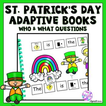 Adapted Leprechaun Who and What Questions