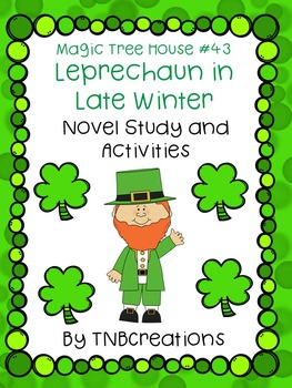 Leprechaun in Late Winter Novel Study