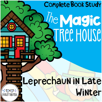 Leprechaun in Late Winter  Magic Tree House Comprehension Unit