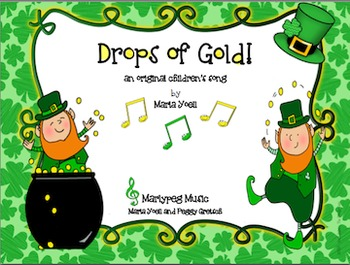 Leprechaun Song/St. Patrick's Day Game/Gold Coin
