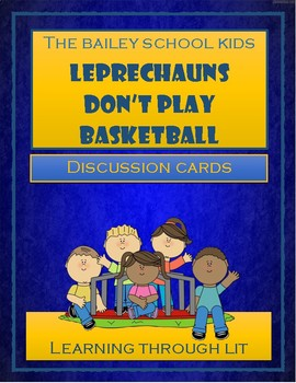 Bailey School Kids LEPRECHAUNS DON'T PLAY BASKETBALL - Dis