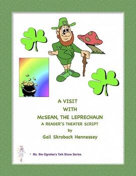 Leprechauns(St. Patrick's Day/Ireland): A Reader's Theater Script