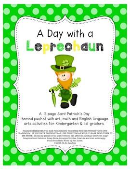 Leprechauns of St. Patrick's Day