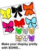 Les Couleurs-Banner and Bows Colour/or Display-FSL and Fre