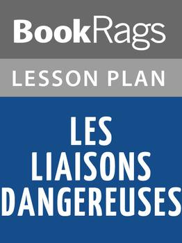 Les Liaisons Dangereuses Lesson Plans