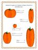 Les Mathés d'Halloween!: French Math Halloween  Activity Pack
