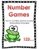 Awesome French Number Package -  Les Nombres