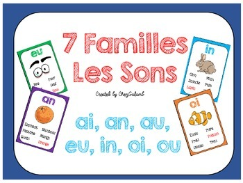 Les Sons 7 Familles - French Phonetics