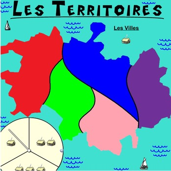 Les Territoires - The Best Smart Notebook Review Game for