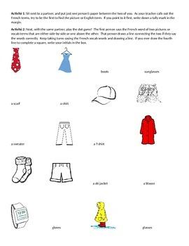 Les Vetements/clothing