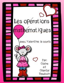 Les opérations mathématiques
